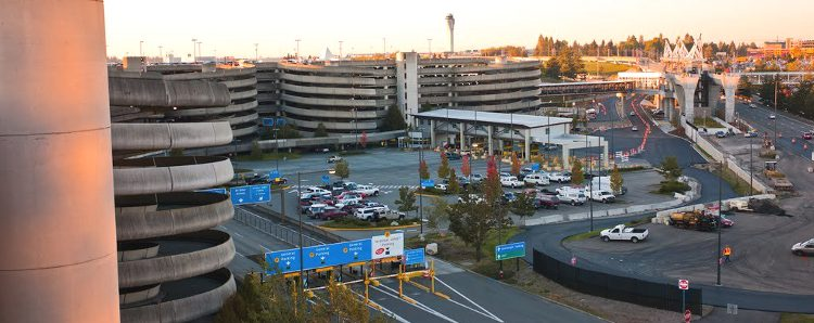 Sea-Tac Airport Parking