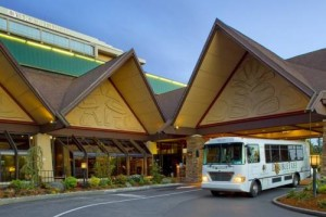Doubletree Hotel Seattle Airport airport shuttle