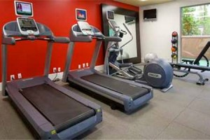 Embassy Suites Hotel Seattle Tacoma Airport fitness