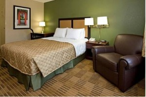 Extended Stay America Seattle Tukwila  bedroom