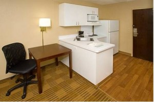 Extended Stay America Seattle Tukwila  suite
