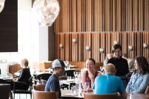 Four Seasons Hotel Seattle dining 2