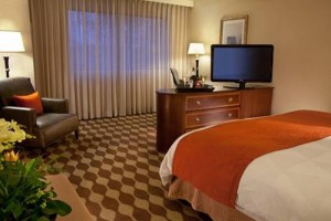 Radisson Hotel Seattle Airport bedroom