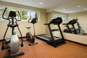 Ramada Inn Suites Sea-Tac fitness